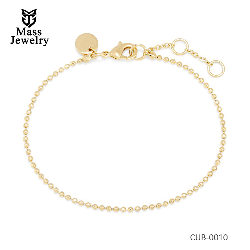Wholesale fashion Unisex Fashion Braided Bracelet