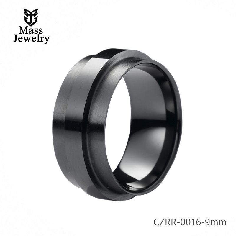 Pure Ceramic Ring Semi Ceramic Jewelry Winon Ceramic Ring For Ink Cup Pad Printer 6 Colors
