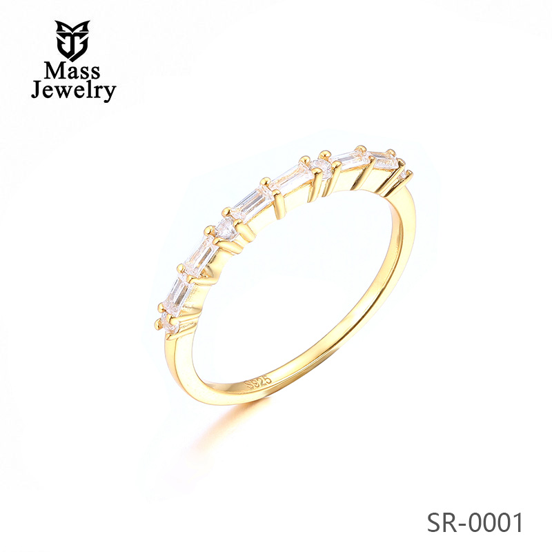 Hot Sale Design Woman 925 Sterling Silver Ring
