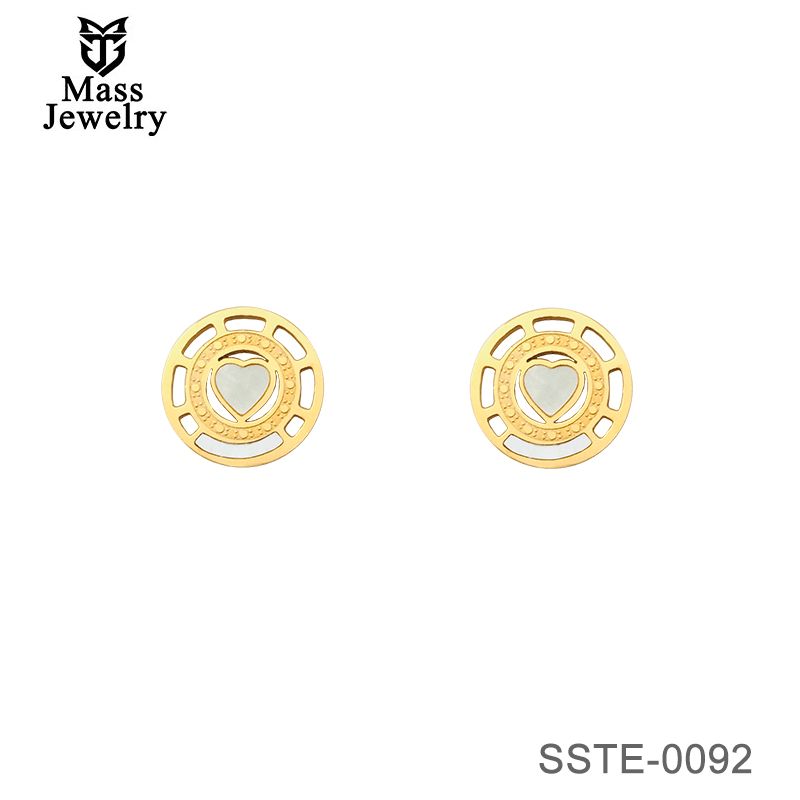 Surgical Steel Hoop Earrings For Cartilage-Mass Jewelry