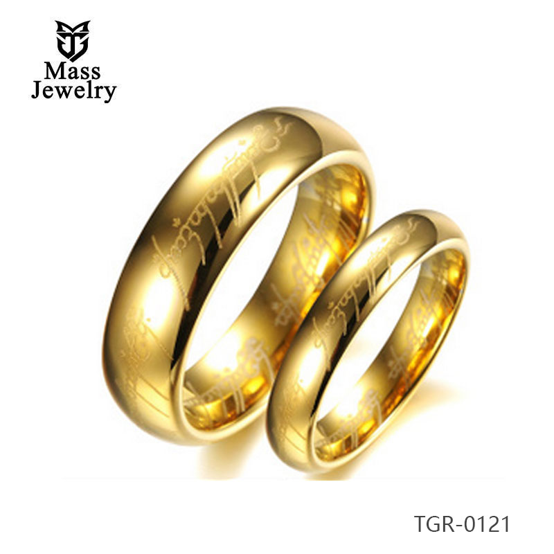 Tungsten Carbide Ring Or Stainless Steel Elove Jewelry Tungsten Carbide Lord Rings