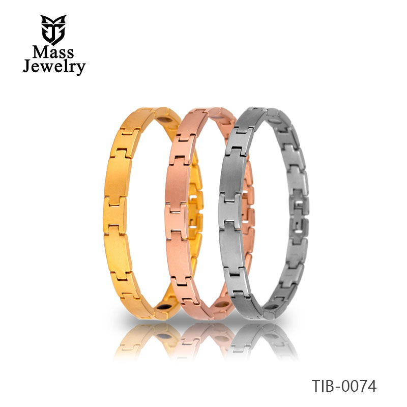 High quality Health magnetic ion positive energy bracelets