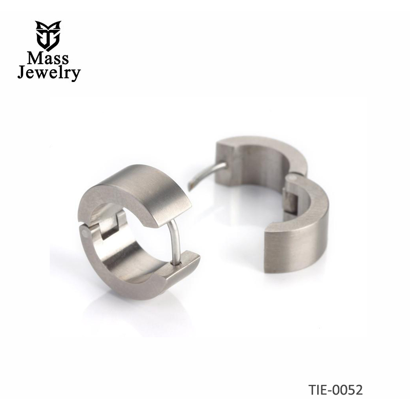 Titanium Earrings and Posts